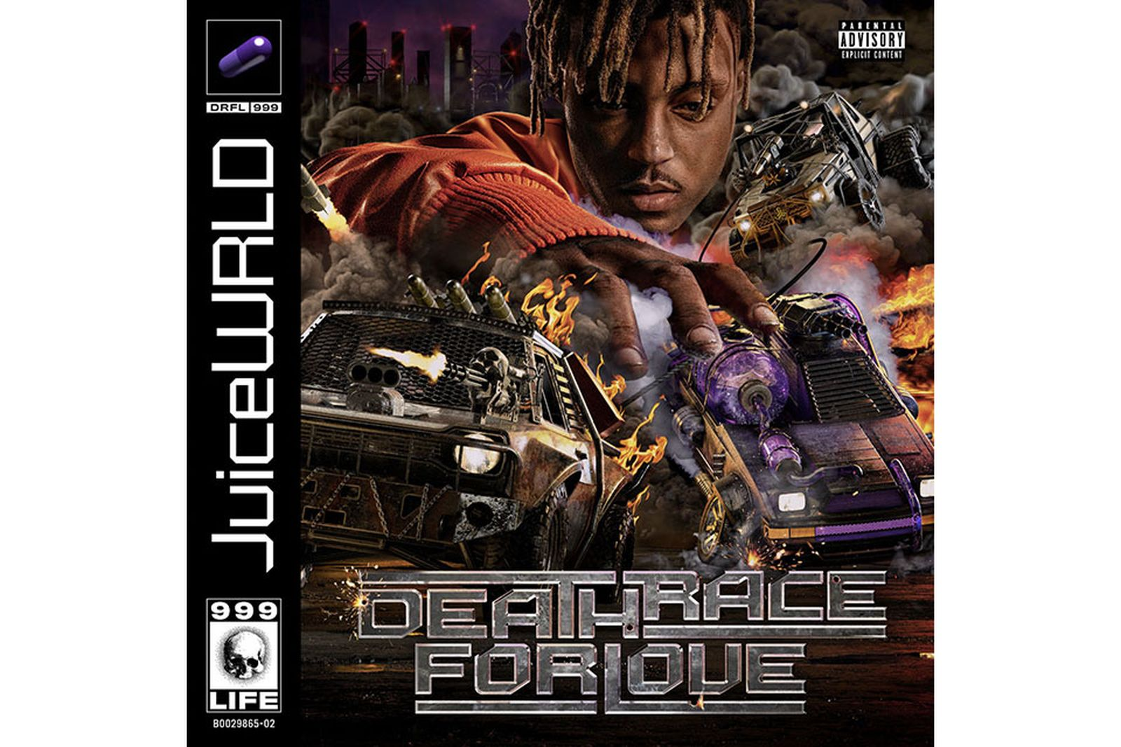 juice wrld death race for love review