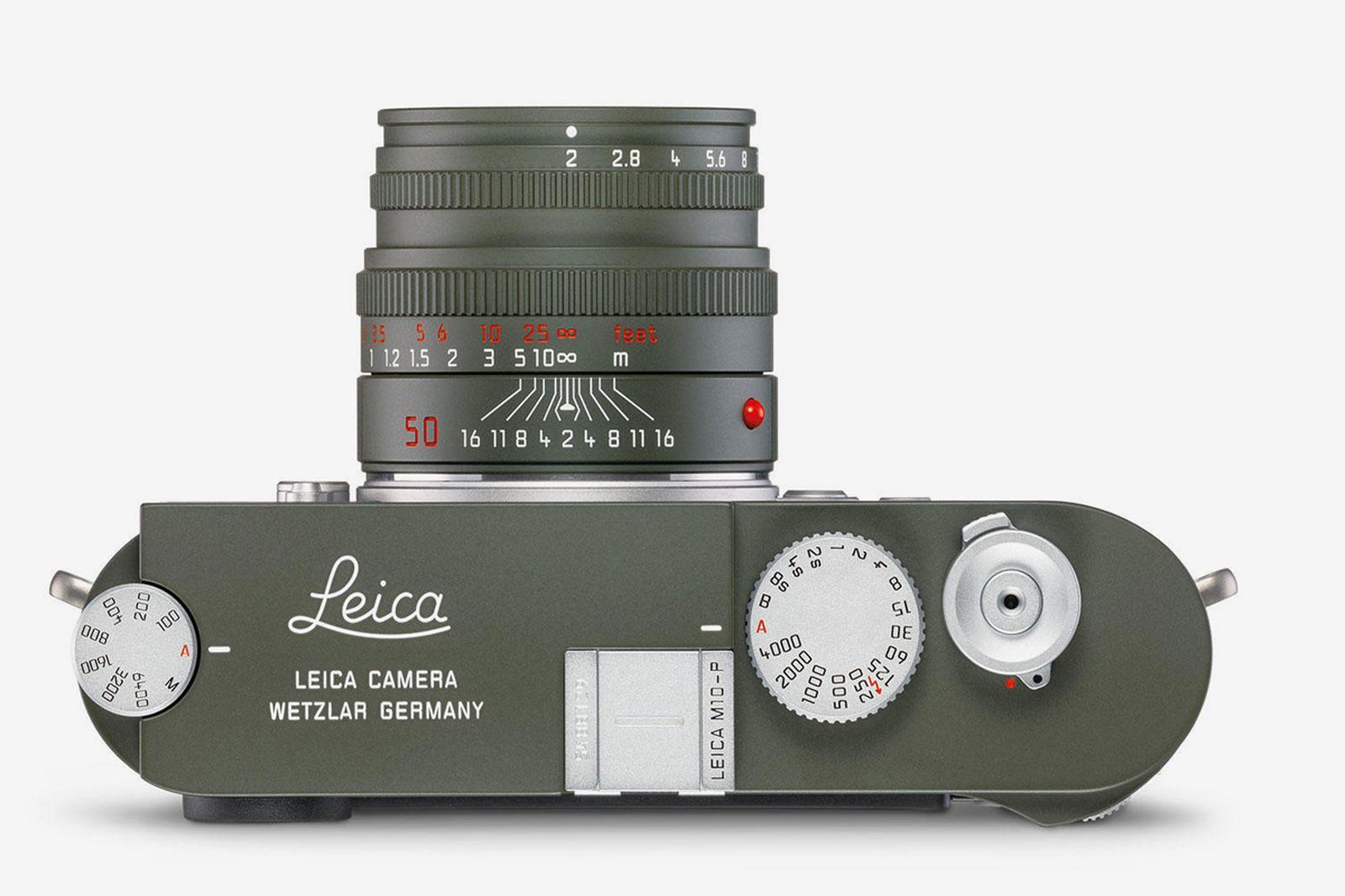 leica M10 P Safari Leica M10-P camera
