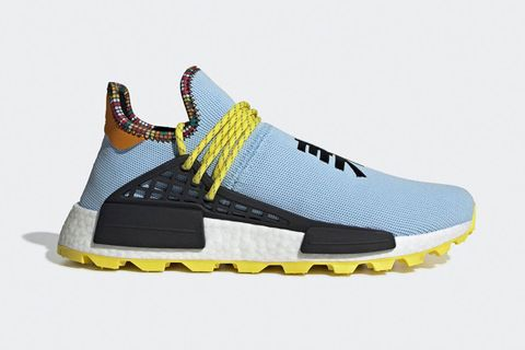 "4eaee6b83 The Pharrell x adidas NMD Hu ""Inspiration"" Pack is Reselling for Less than  Retail at StockX"