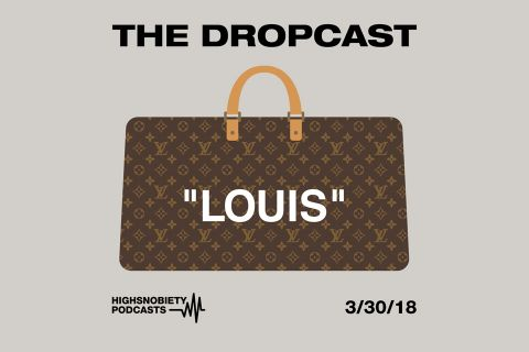 The Dropcast cover 3 00 Elon Musk Louis Vuitton Virgil Abloah