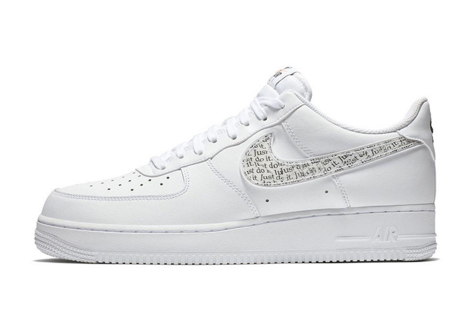 air force 1 nike just do it