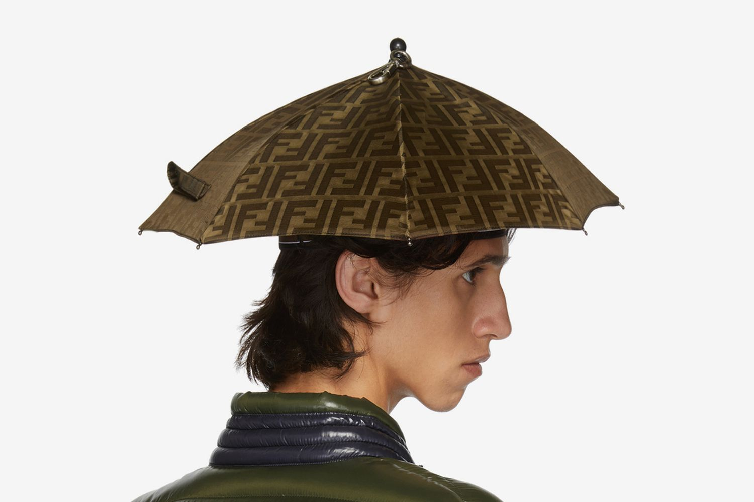 Headband Umbrella