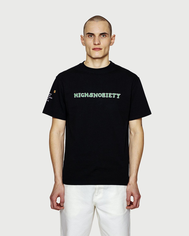 Inner Life by Highsnobiety - The Strength T-Shirt Black - Image 2