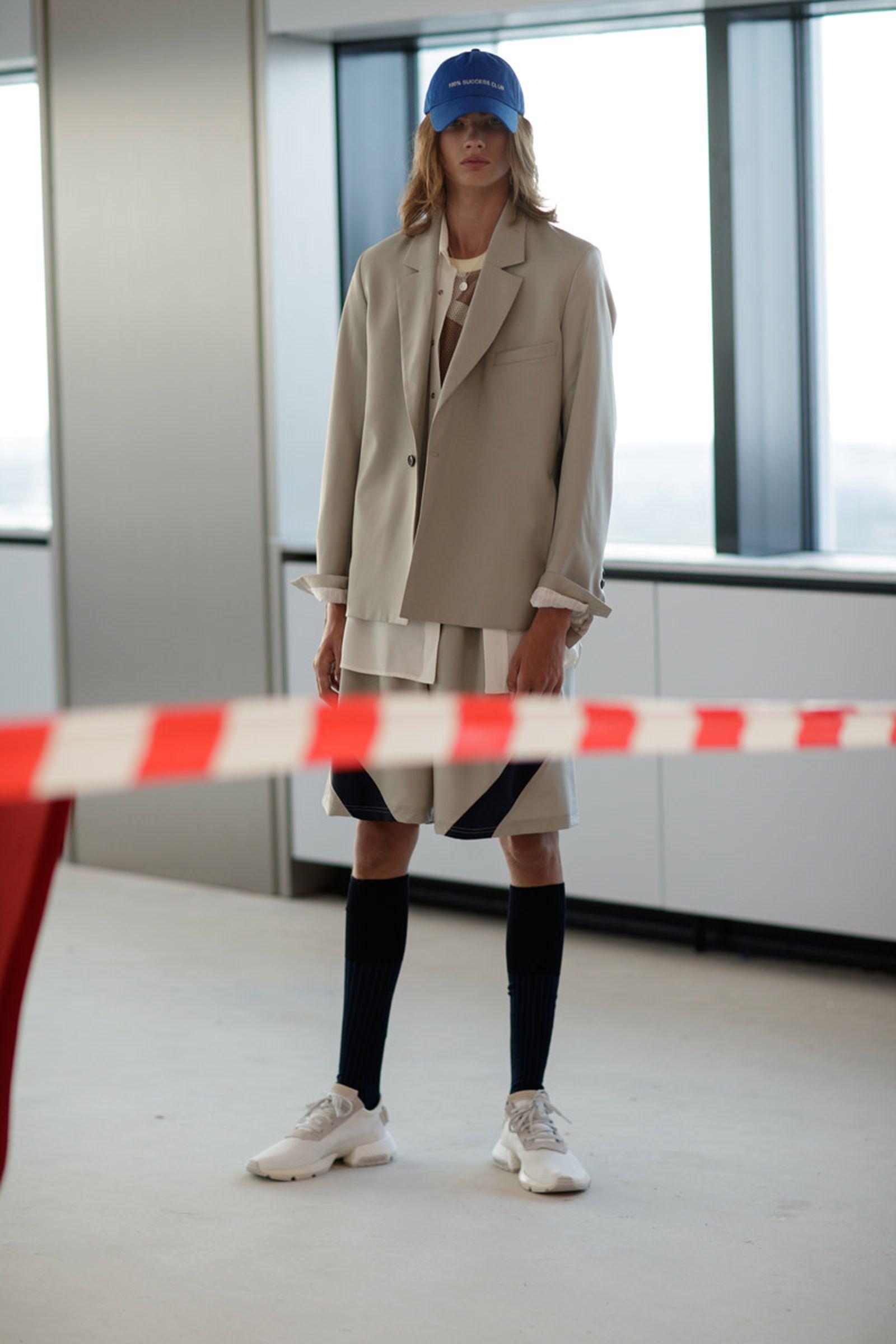 martin absjorn ss19 Copenhagen Fashion Week Martin Absjørn runway