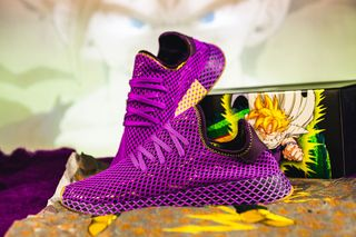 "d50974f70bd Dragon Ball Z x adidas Deerupt ""Son Gohan"": Release Information"