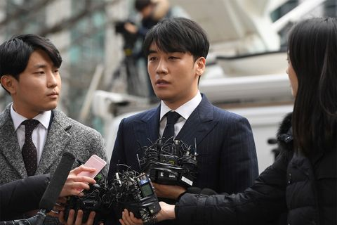k pop sex scandal big bang k-pop seungri