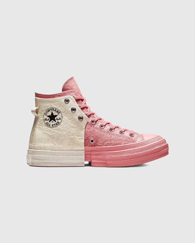 Converse x Feng Chen Wang – Chuck 70 2 in 1 High Quartz Pink - Image 1