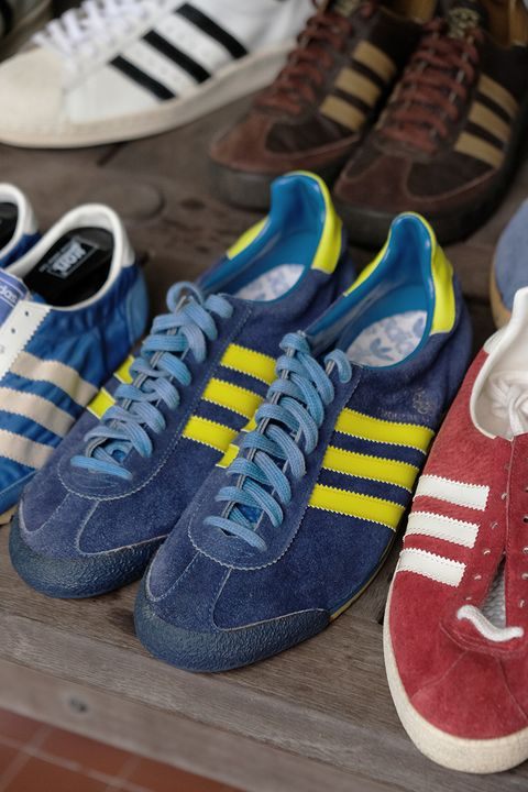 This 53 Year Old Is One of the Biggest Vintage adidas Collectors