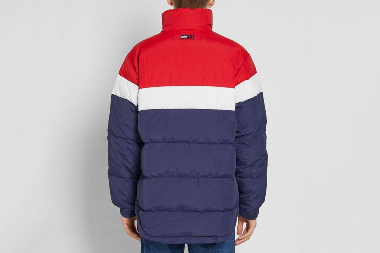 90s RWB Puffa Jacket