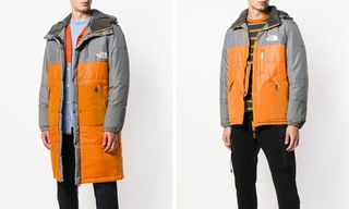 Junya Watanabe MAN and The North Face's Sleeping Bag Jackets Are Now on Sale