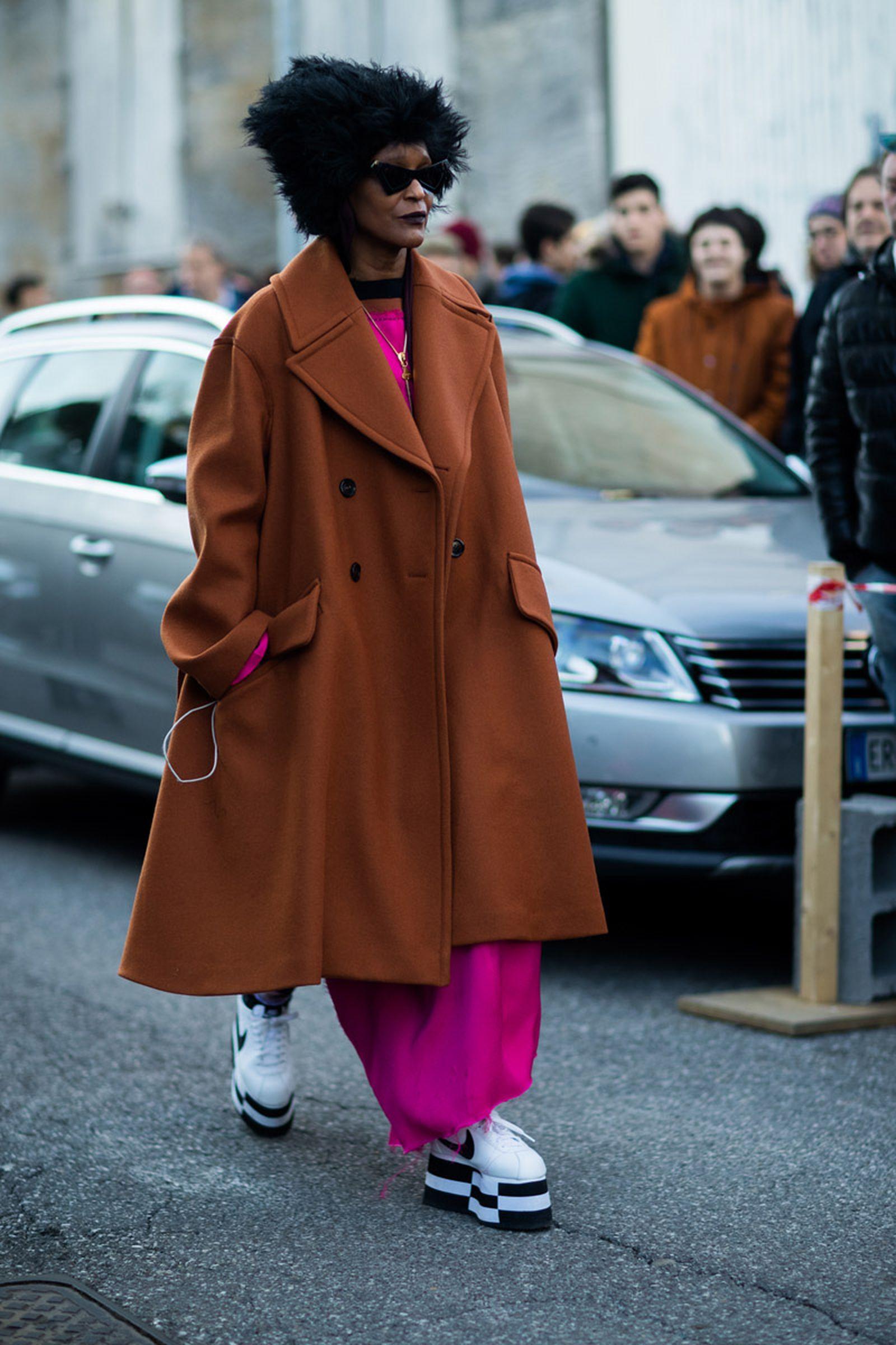 10milan fashion week street style 032c HBA x Colmar Supreme