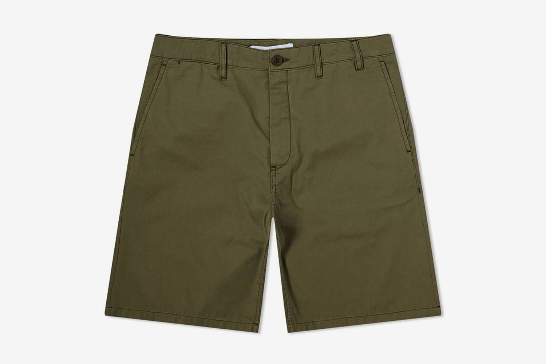 Aros Twill Shorts