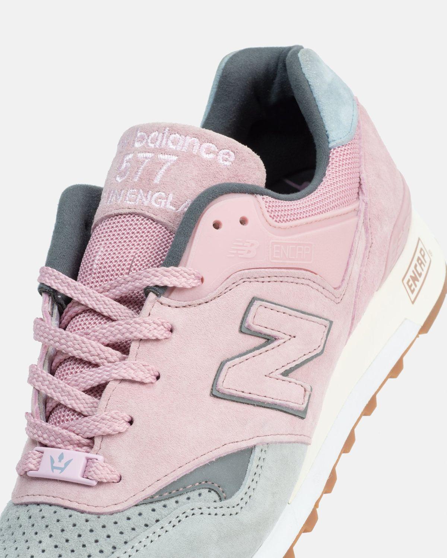 Highsnobiety x New Balance — 577 Pink/Grey - Image 6