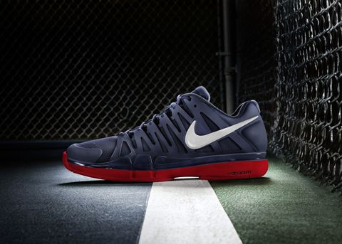 super popular 118ee 7ba6d First debuting in Australia at the beginning of the year, the Nike Zoom  Vapor 9 Tour has quickly become one of the most iconic tennis shoes ever  created.