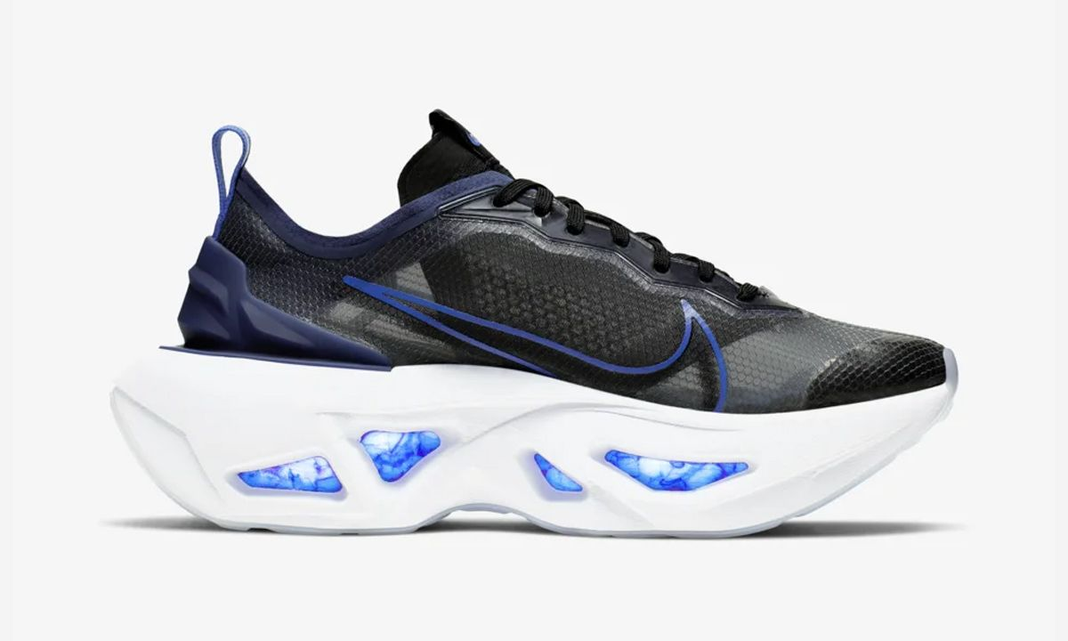 Nike Zoom X Vista Grind Women's Sneakers Blue Black Black
