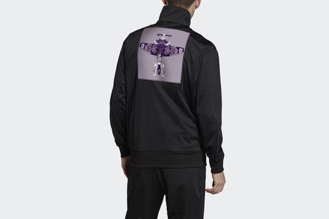Tanaami Firebird Track Jacket