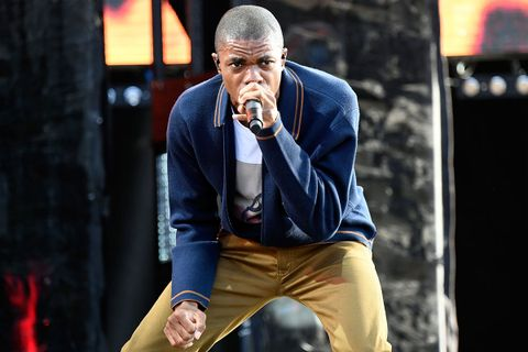 Vince Staples performs at FYF festival