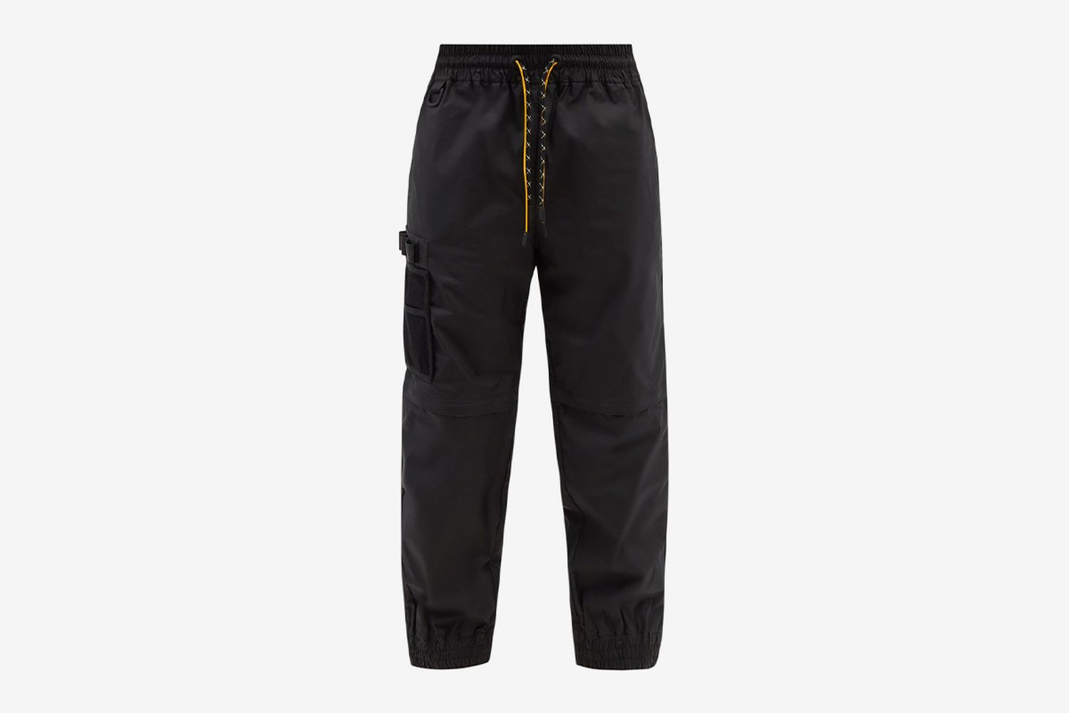 Zip-Off Cargo Shell Track Pants