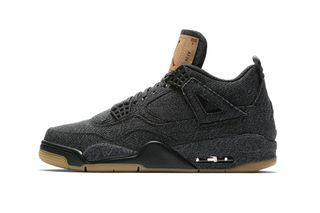 detailed look a671a 20a18 Here s How   Where to Buy the Black Levi s x Air Jordan 4 on June 30
