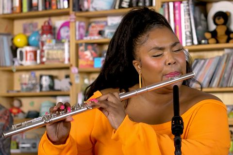 lizzo npr tiny desk concert watch future