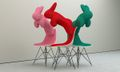 Chris Labrooy Playfully Reworks the Iconic Eames Shell Chair