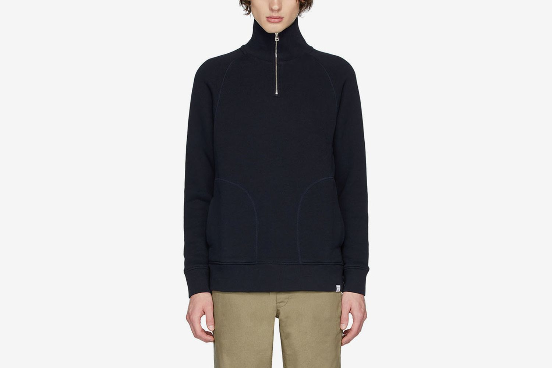 Alfred Half-Zip Pullover