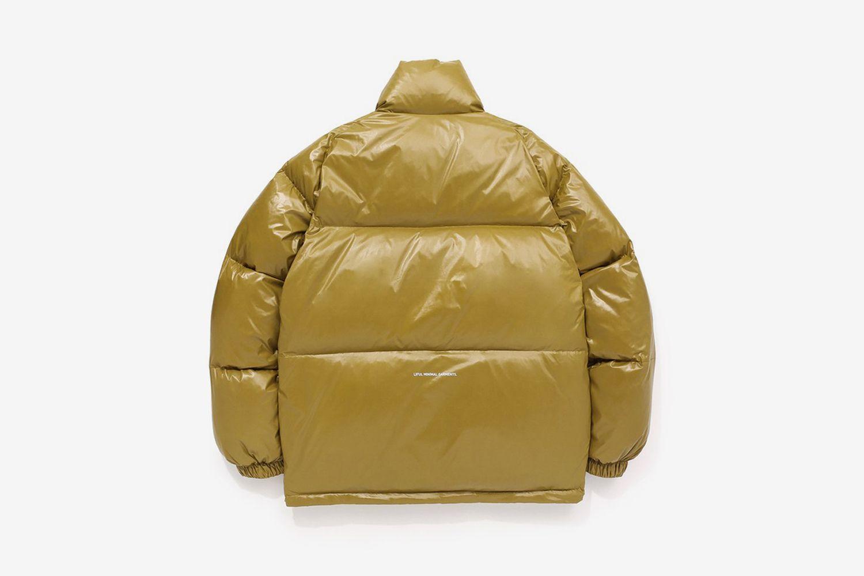 Gross Reversible Puffer Jacket