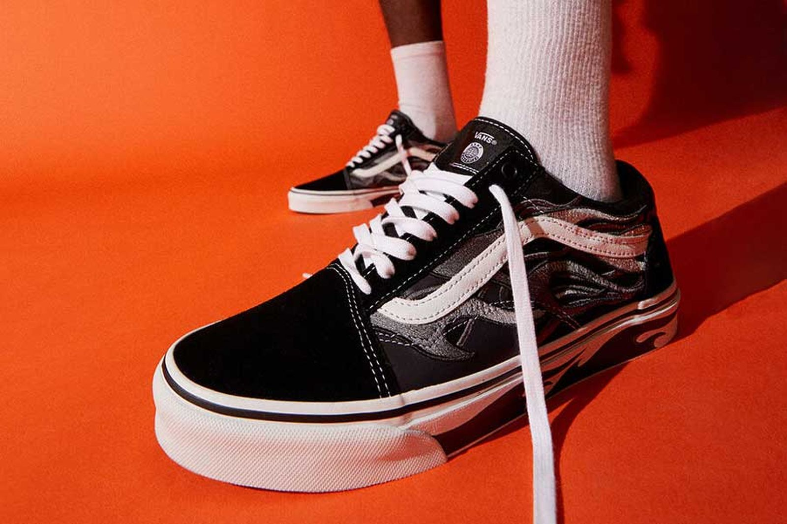 asap rocky pacsun vans russell athletic collab