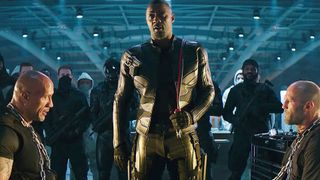 hobbs and shaw first trailer Dwayne Johnson fast and the furious idris elba
