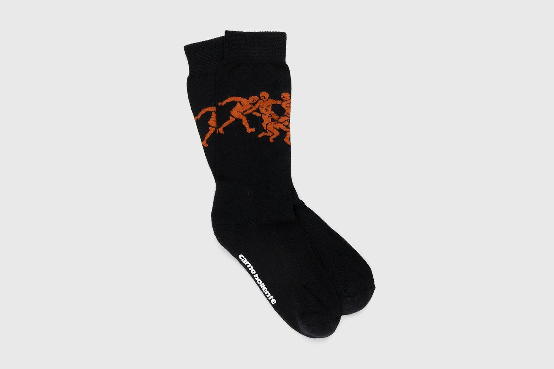Who Lies Beneath Socks