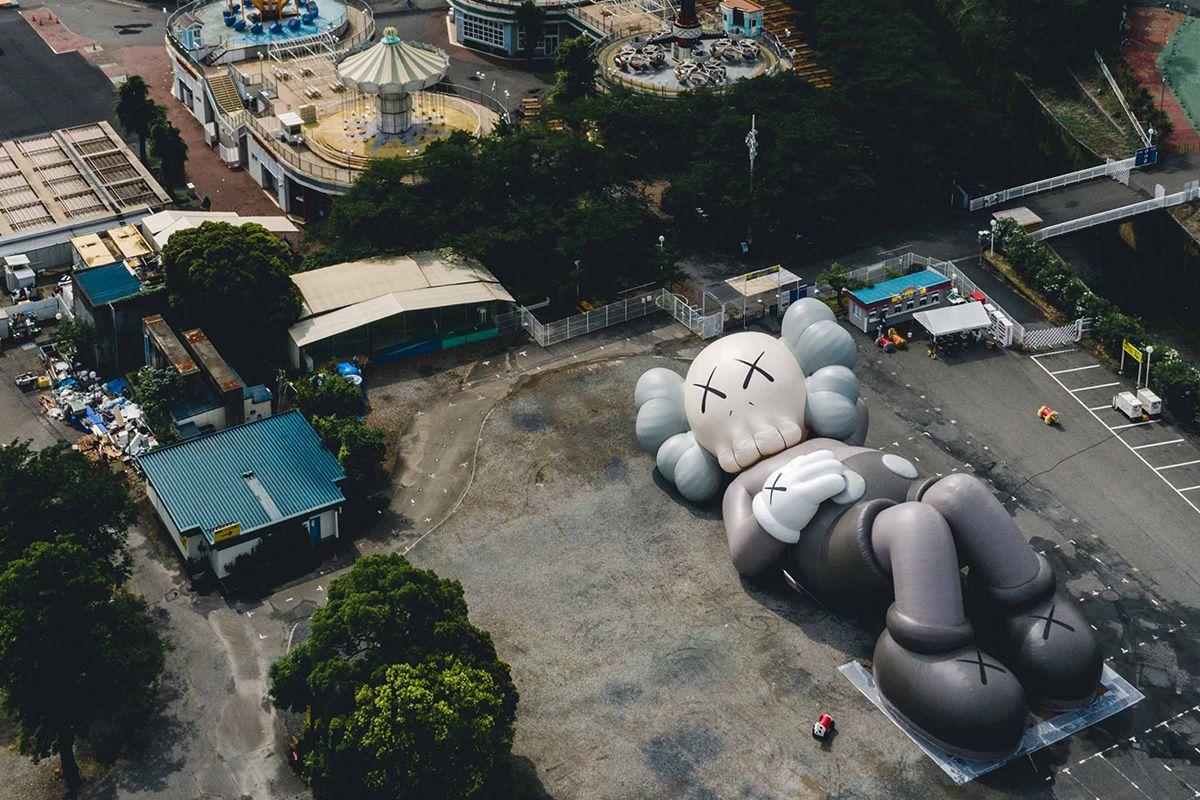 'KAWS:HOLIDAY' Is Bringing a Whole Camping Experience to Mt. Fuji