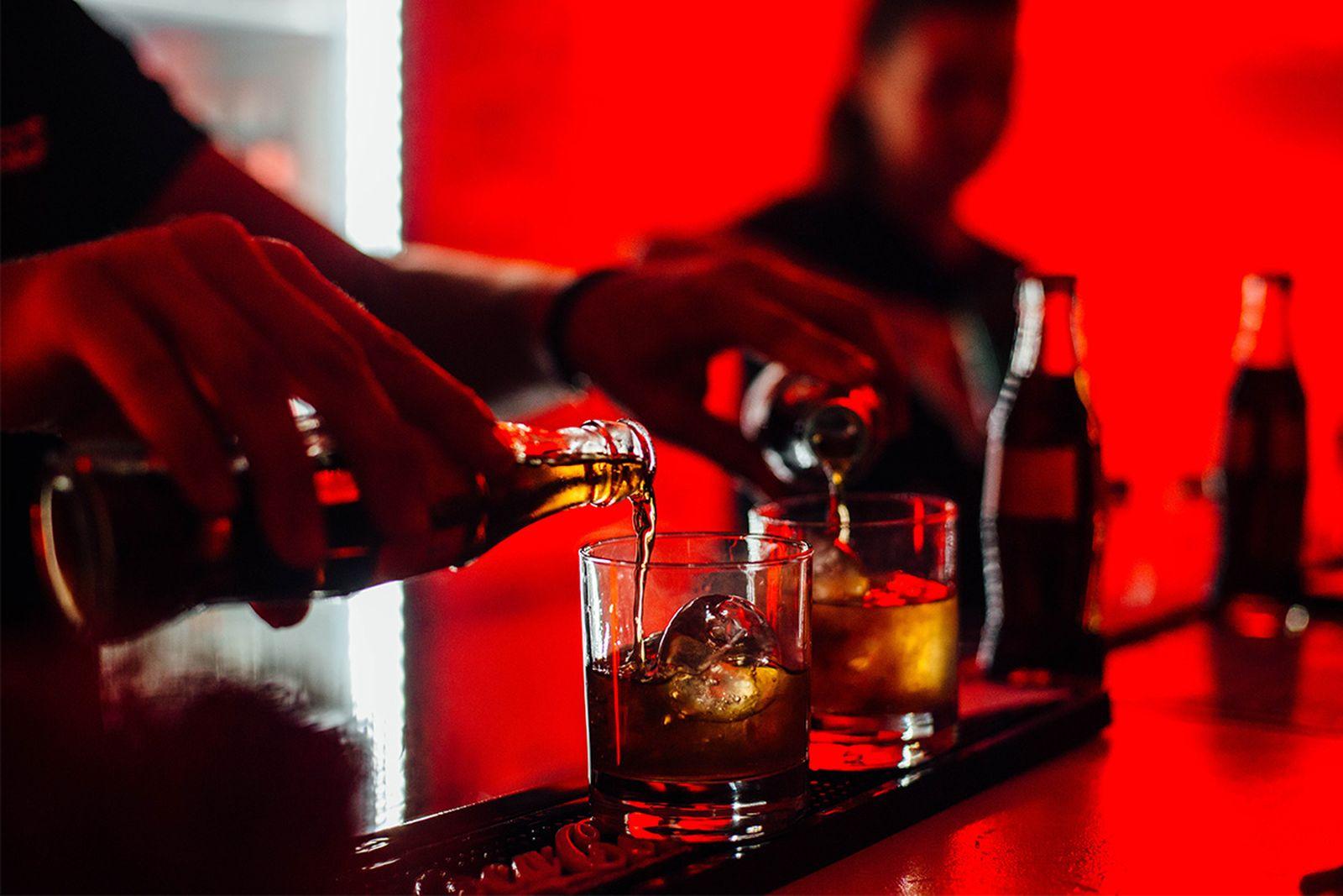 coca cola carbonate fall 2018 clubbing coke germany