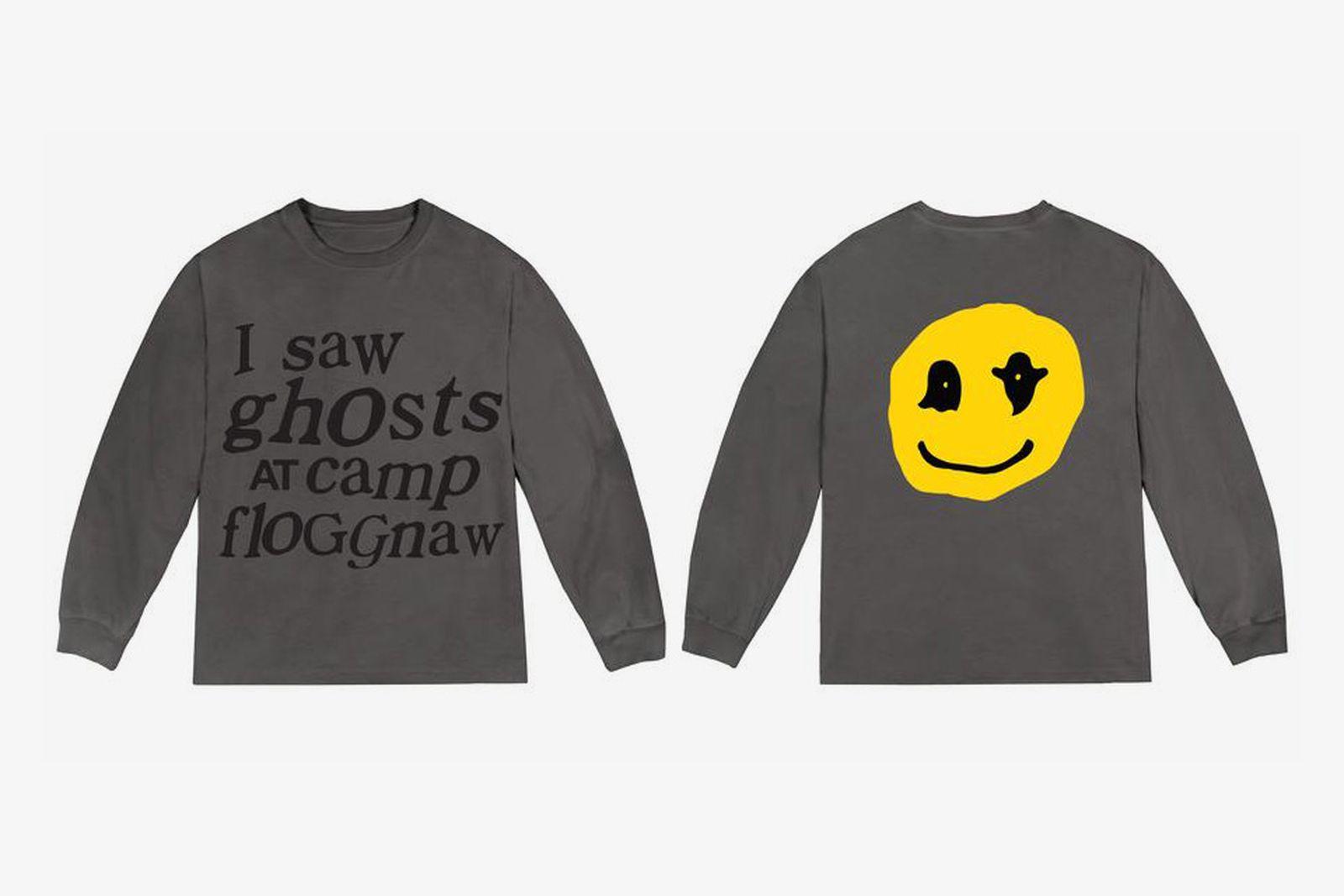 kids see ghosts camp=flog gnaw merch Camp Flog Gnaw Kanye Wesr kid cudi