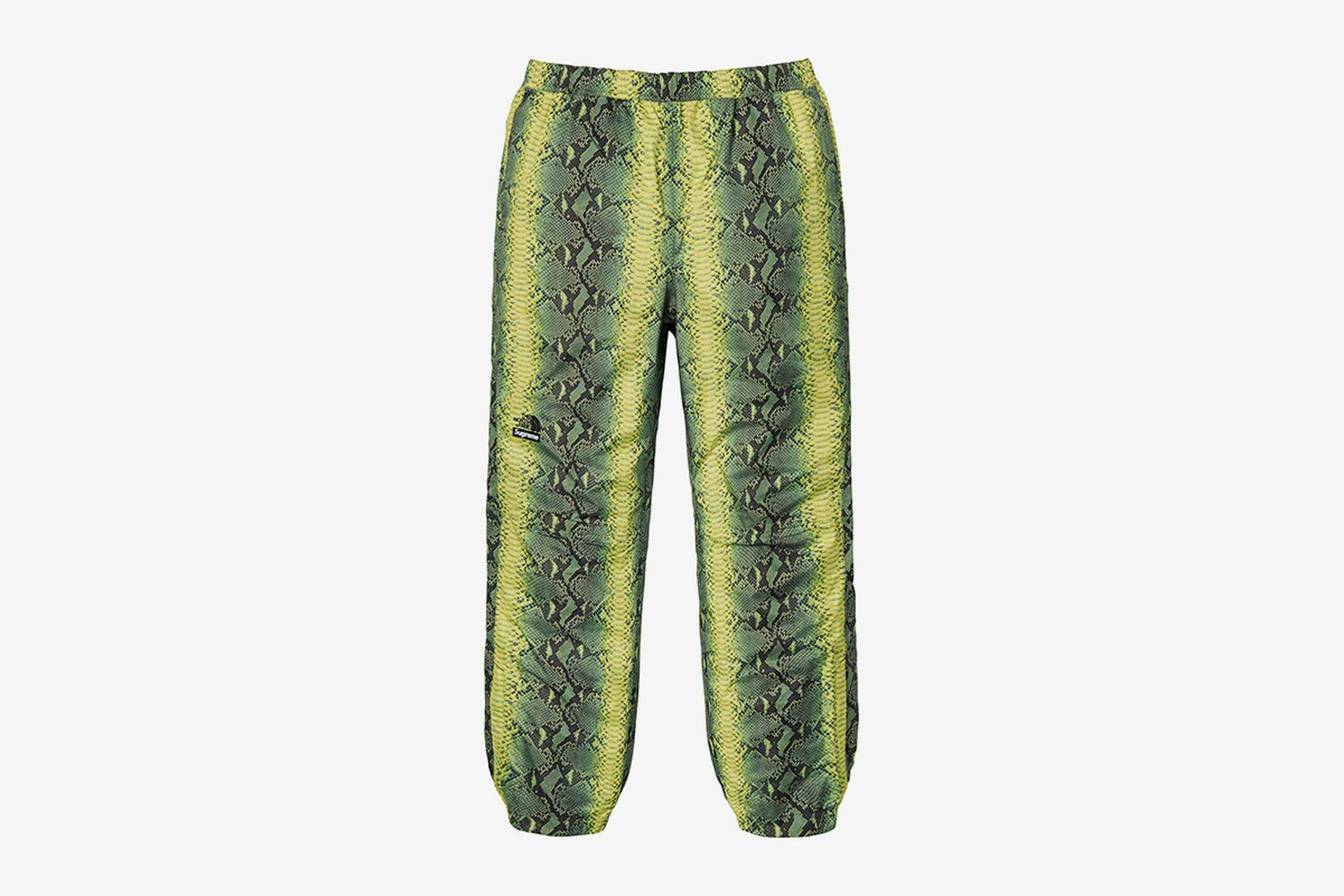 Snakeskin Taped Seam Pant