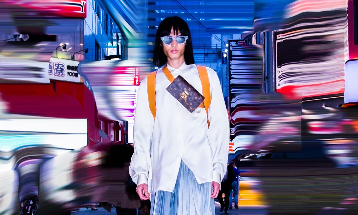 Virgil Abloh Unveils Louis Vuitton FW19 Season 2 Campaign Shot by Kenta Cobayashi