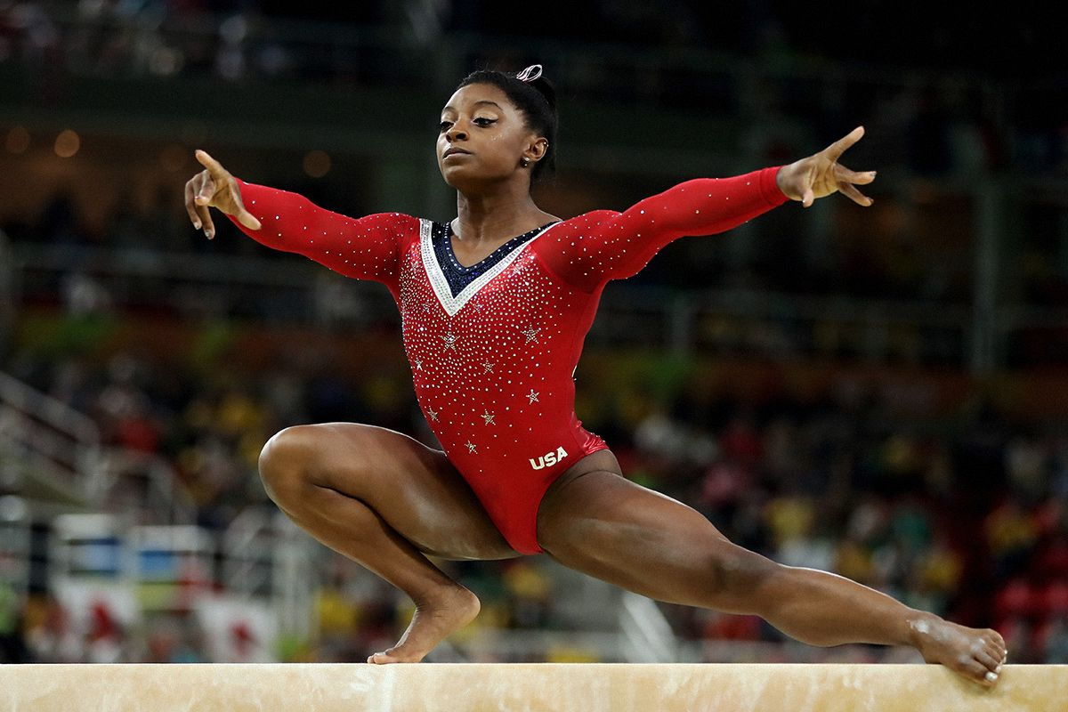 Simone Biles' Olympics Withdrawal Is a Step Forward for Elite Sports