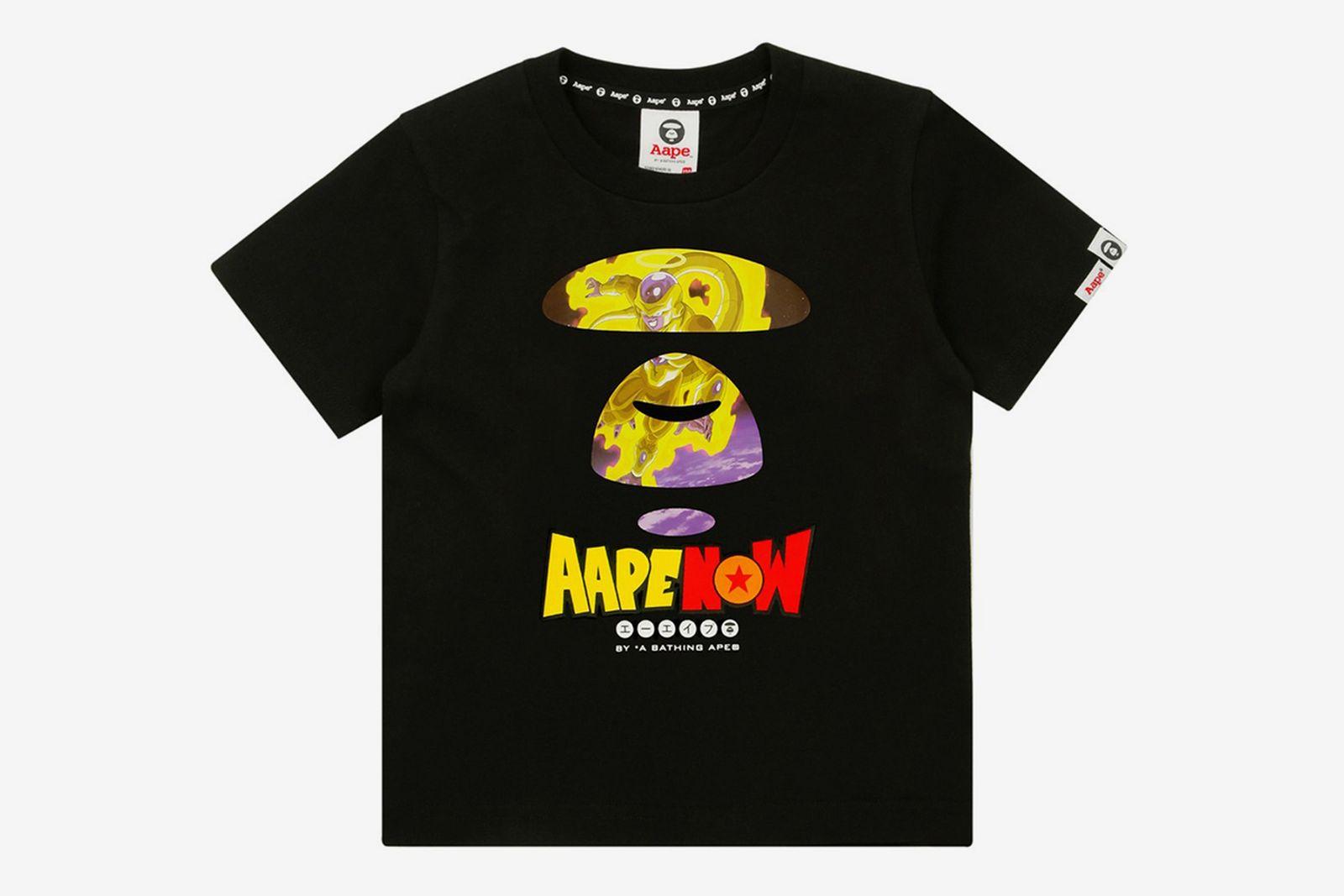 AAPE by A Bathing Ape Dragon Ball Super Broly T-shirt black