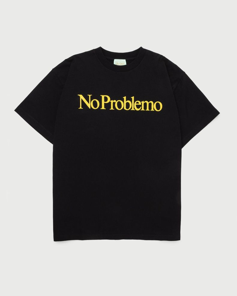 Aries - No Problemo Tee Black