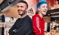 adidas Brings Ninja and Blondey to Town for the Opening of Its London Flagship