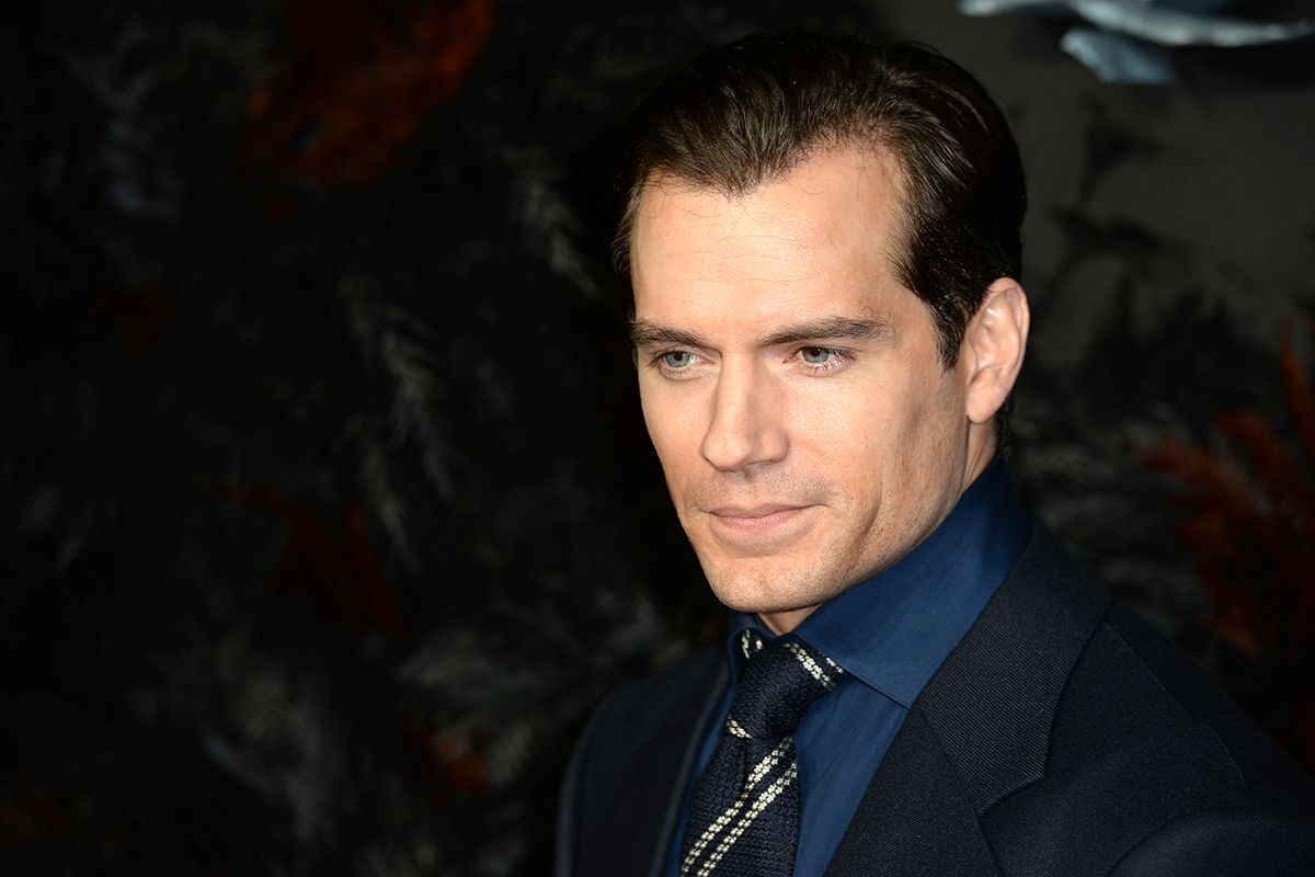 """Henry Cavill attends """"The Witcher"""" World Premiere"""