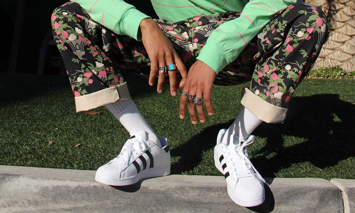 How Los Angeles is Wearing the adidas Superstar