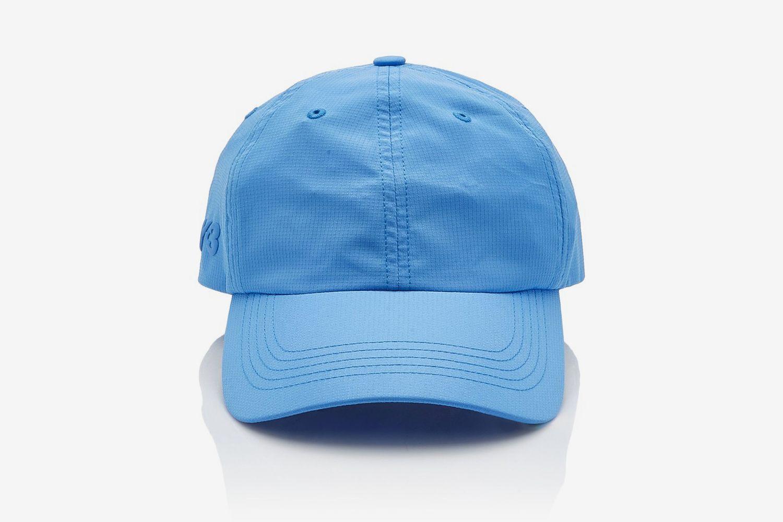 Ripstop Nylon Baseball Cap