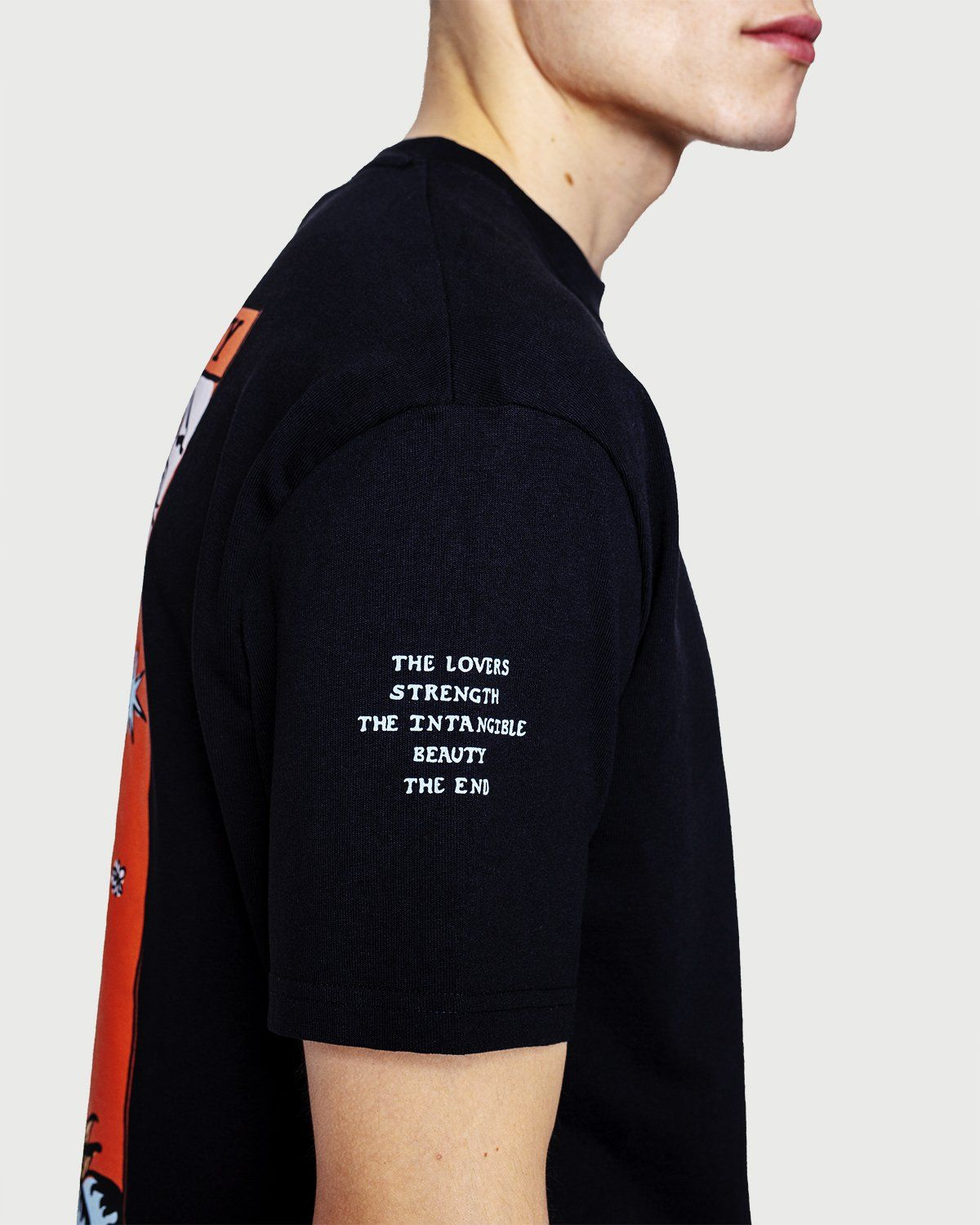 Inner Life by Highsnobiety - T-Shirt Black - Image 6