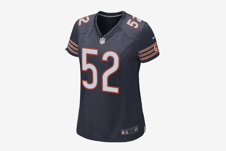 NFL Chicago Bears Game Jersey (Khalil Mack)