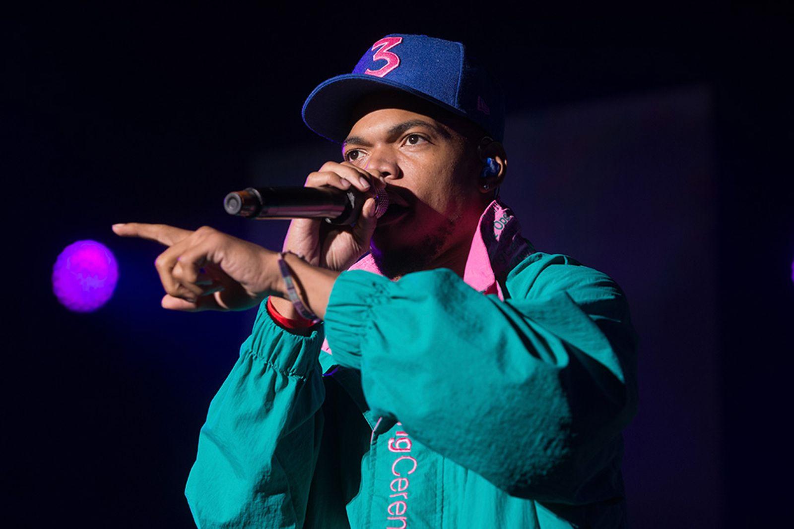 chance the rapper r kelly R. Kelly