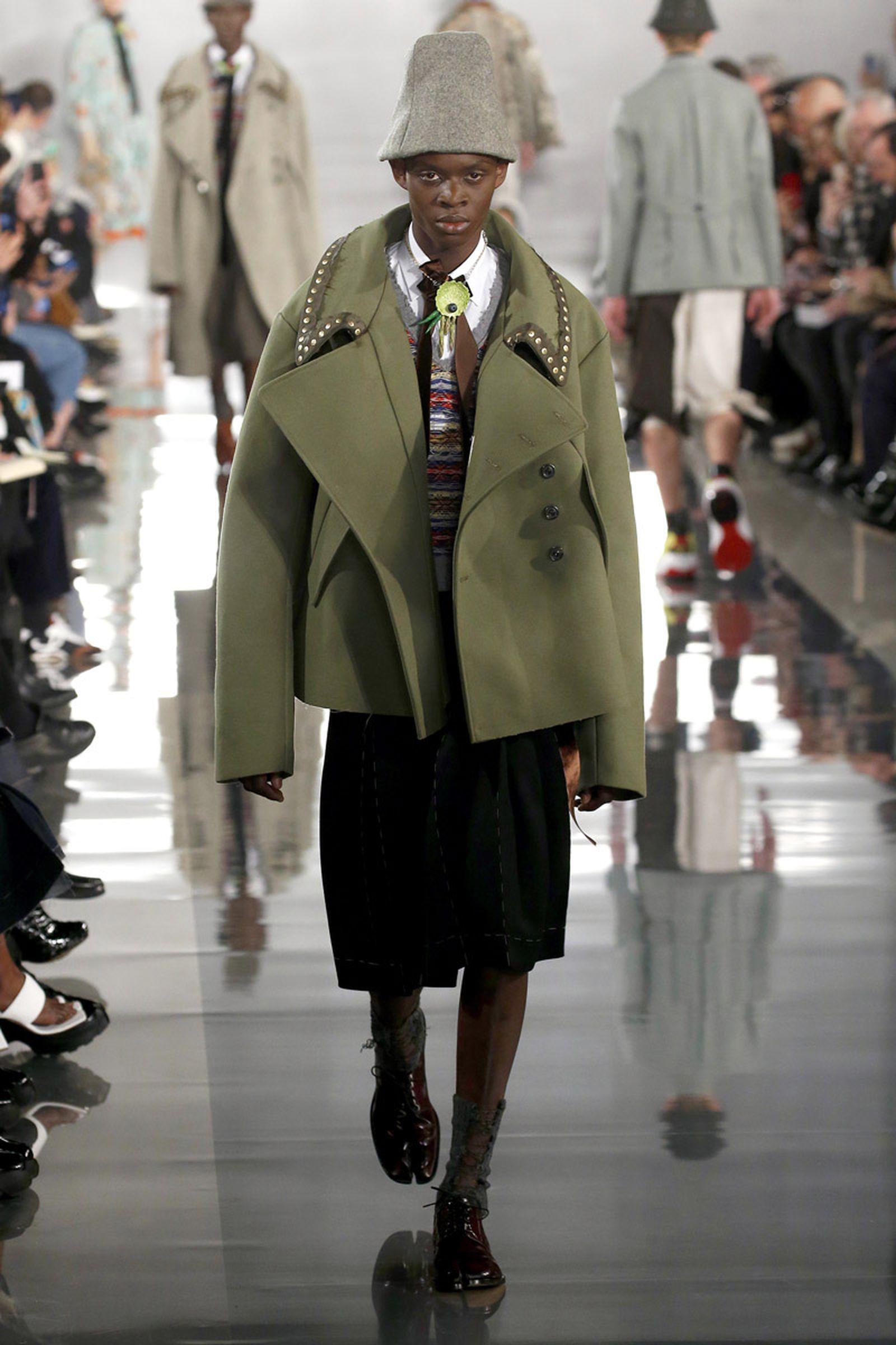 Maison Margiela : Runway - Paris Fashion Week Womenswear Fall/Winter 2020/2021