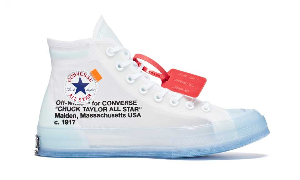 shop for original 100% high quality purchase cheap OFF-WHITE x Converse Chuck Taylor: Release Date, Price & More