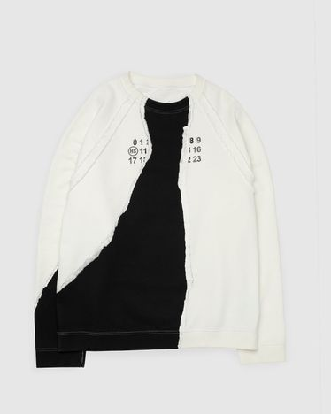 Maison Margiela Highsnobiety Logo Sweater