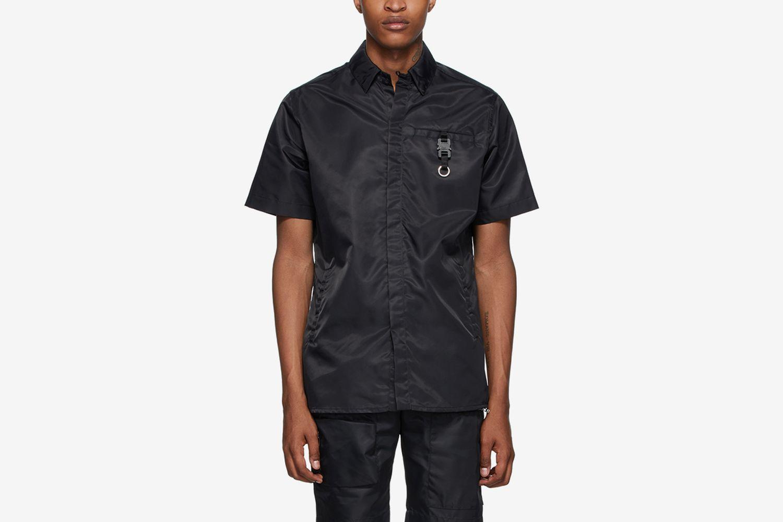 Buckle Short Sleeve Shirt