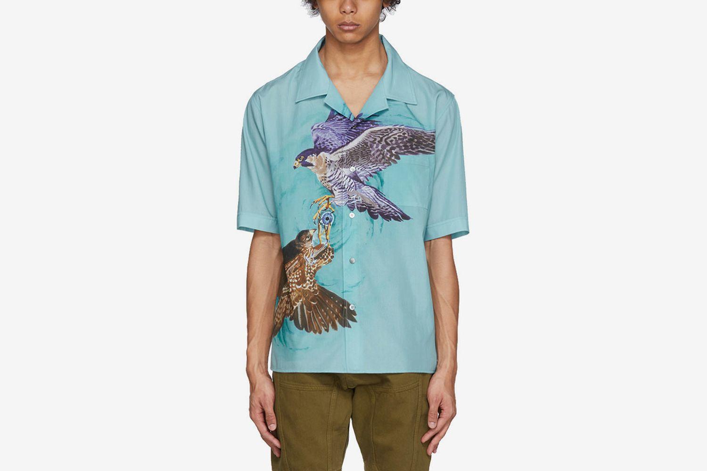 Falcon Luka Bowling Shirt